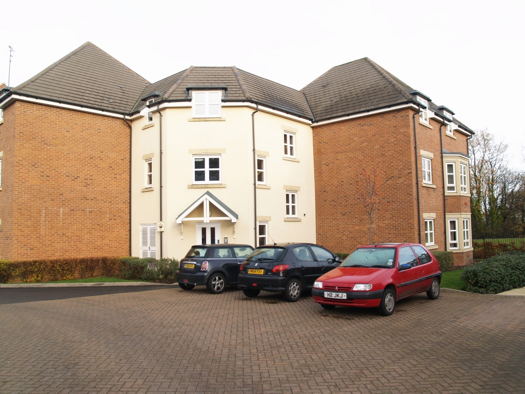 2 bedroom second floor apartment Application Made in Solihull - Main Image.
