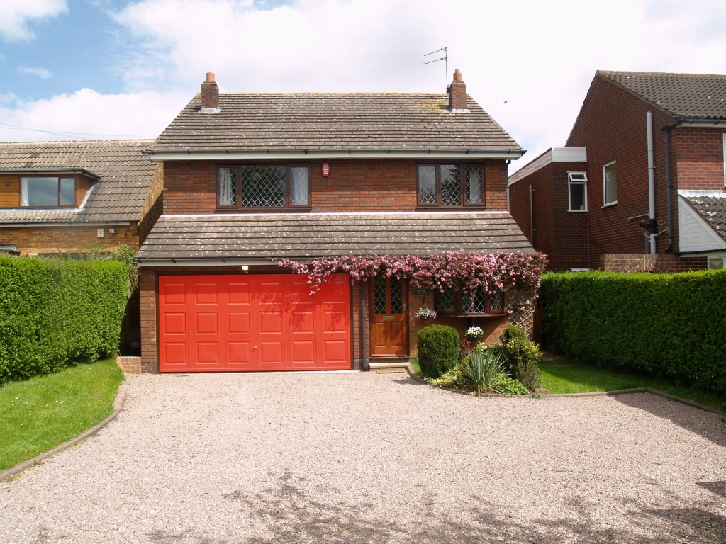 4 bedroom detached house SSTC in Solihull - Main Image.