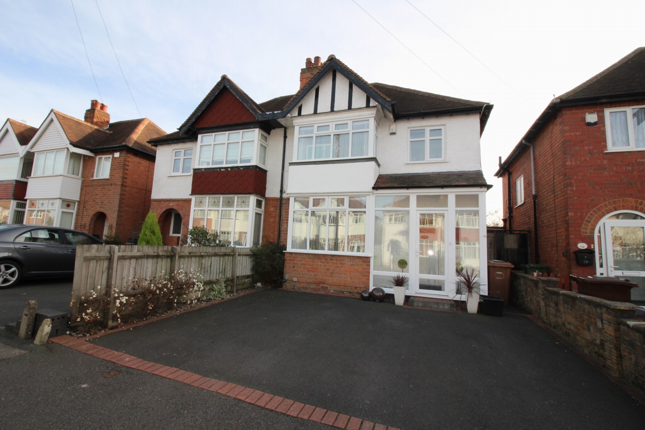 3 bedroom semi detached house Application Made in Solihull - photograph 1.
