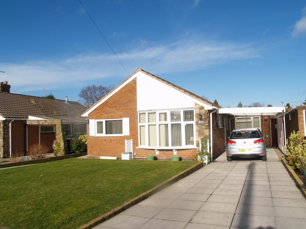 2 bedroom detached bungalow Application Made in Solihull - Main Image.