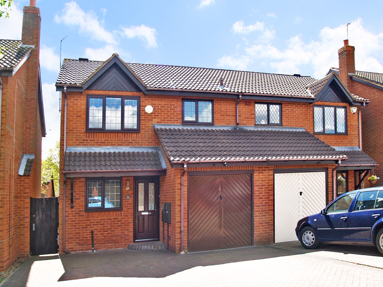 3 bedroom semi detached house SSTC in Solihull - Main Image.