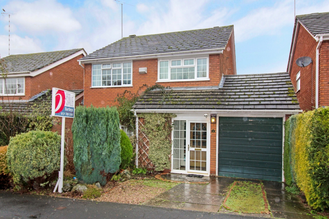 4 bedroom detached house SSTC in Henley In Arden - Main Image.