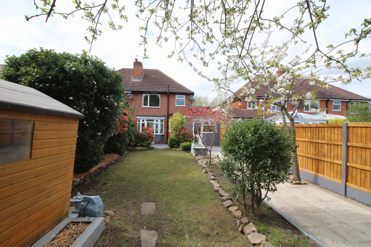 3 bedroom semi detached house Application Made in Solihull - photograph 13.