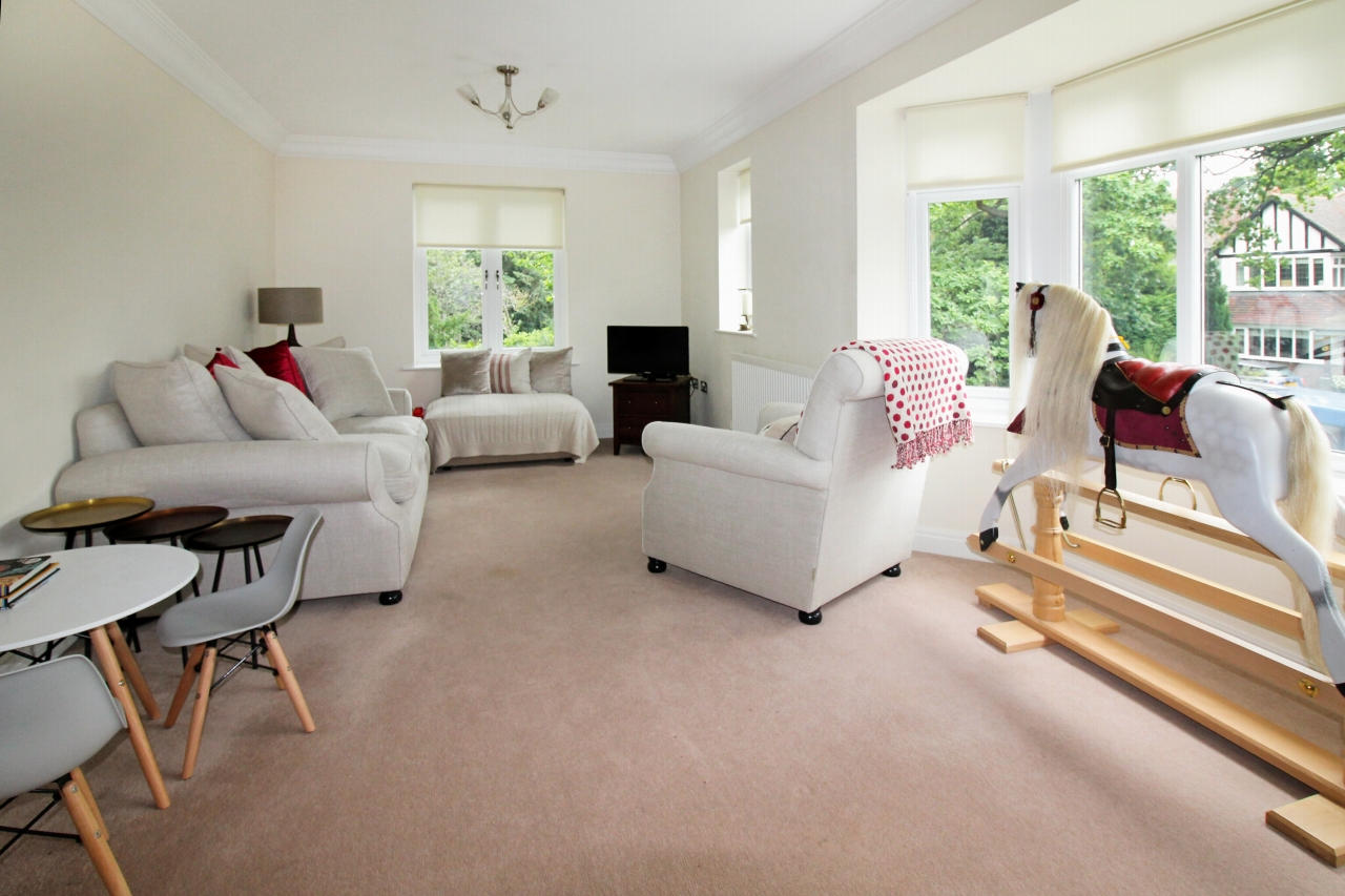 2 bedroom first floor apartment SSTC in Solihull - Main Image.