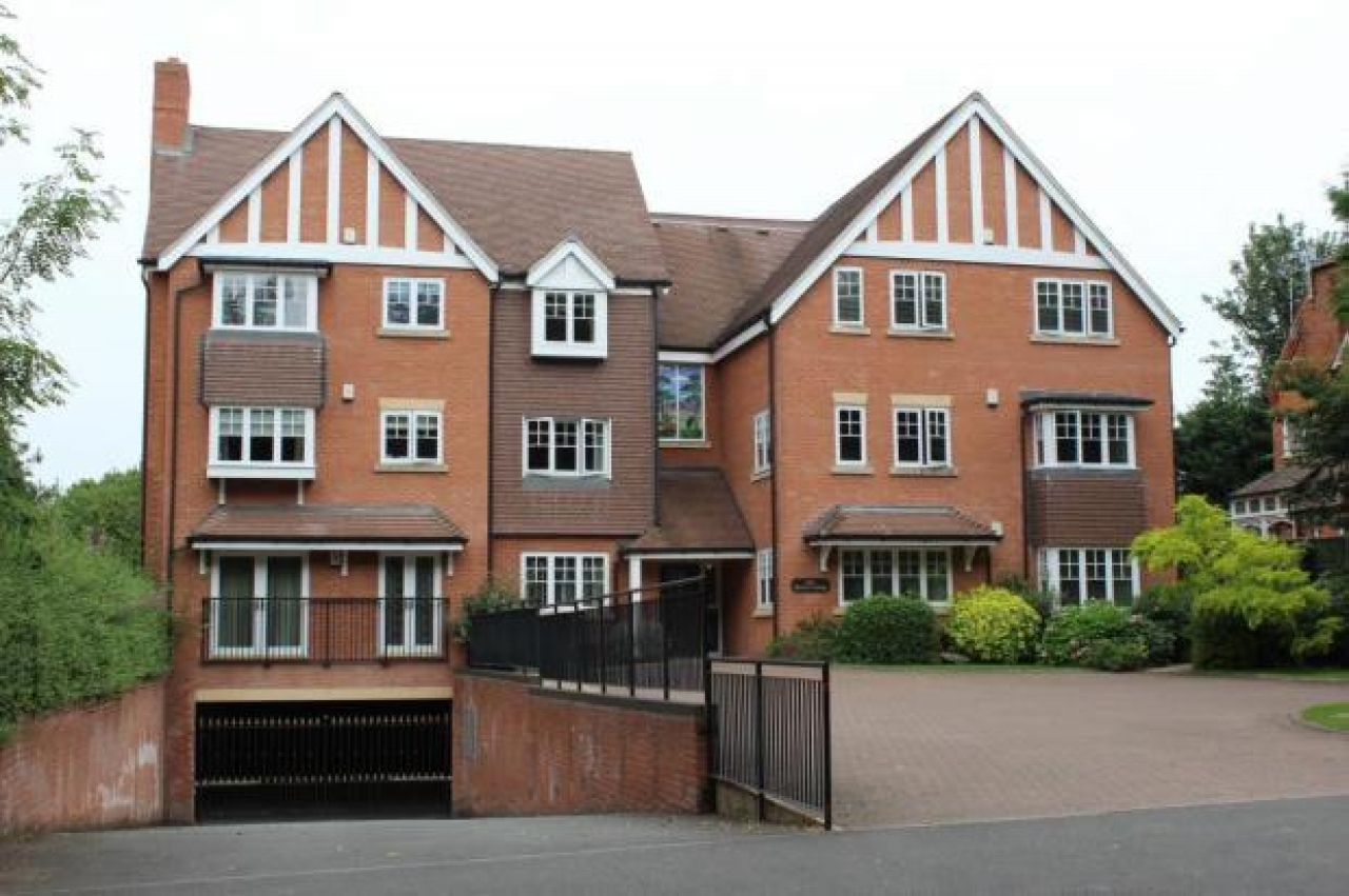 3 bedroom second floor apartment Application Made in Solihull - Main Image.