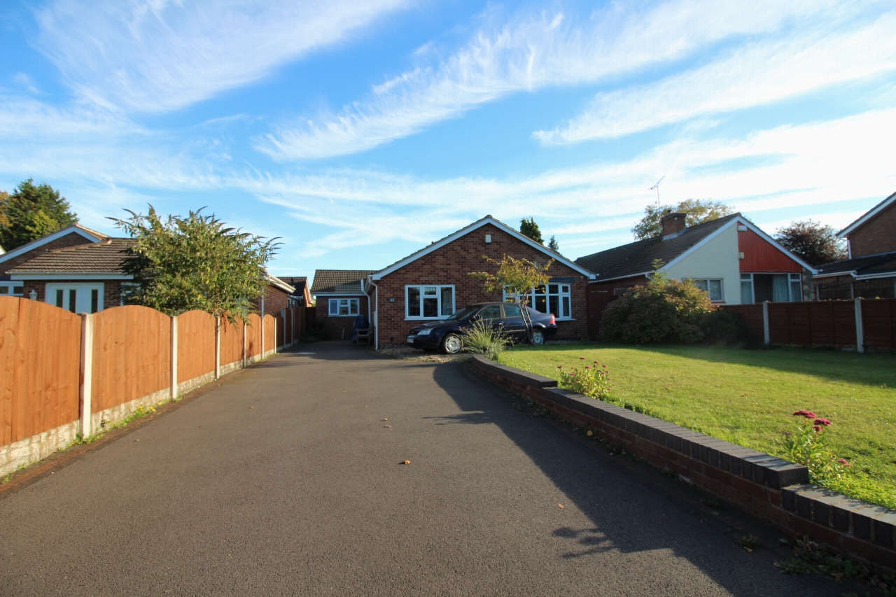 2 bedroom detached bungalow SSTC in Solihull - Main Image.