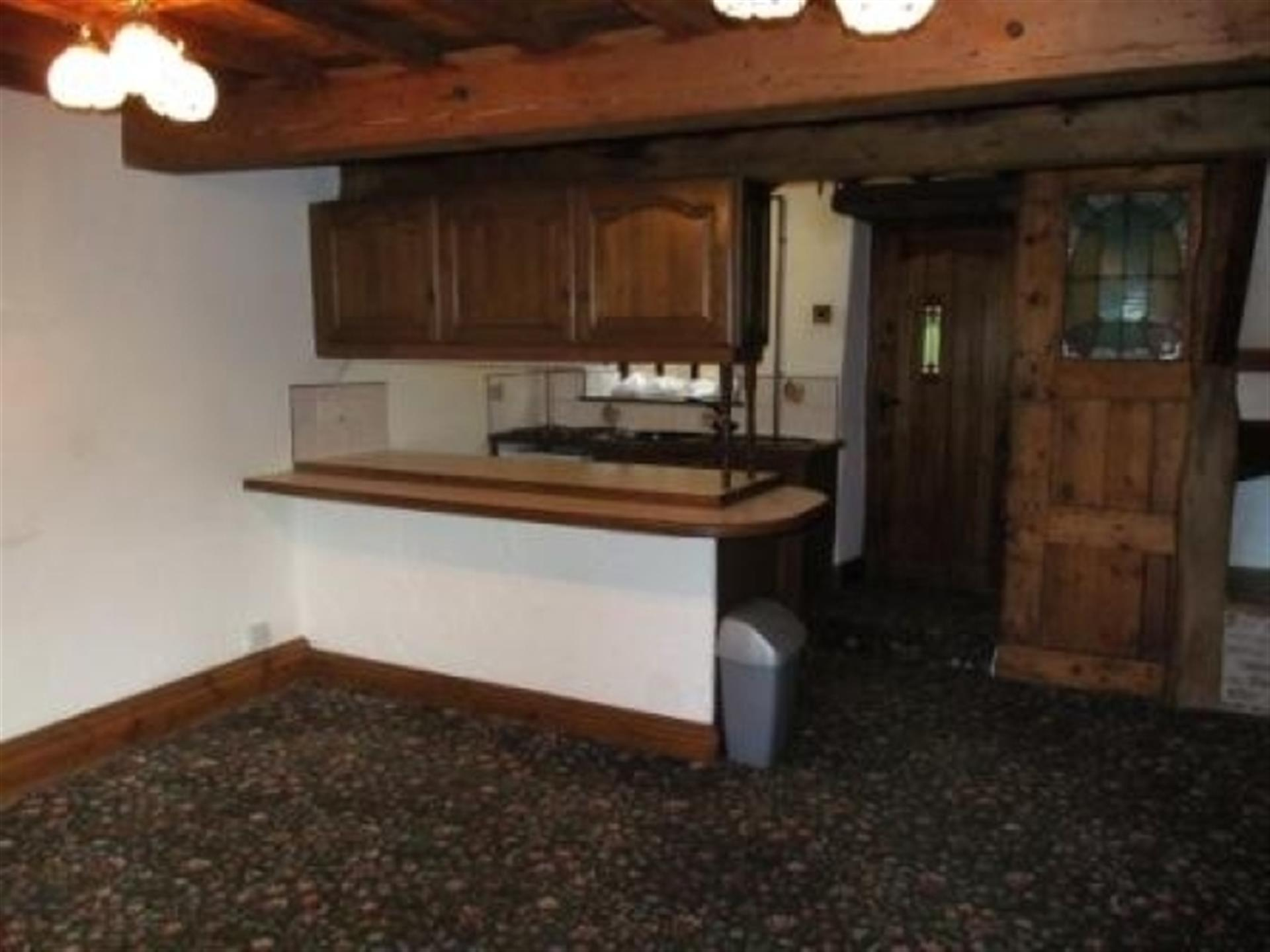 1 bedroom cottage house Let Agreed in Horwich, Bolton, Lancs - Photo