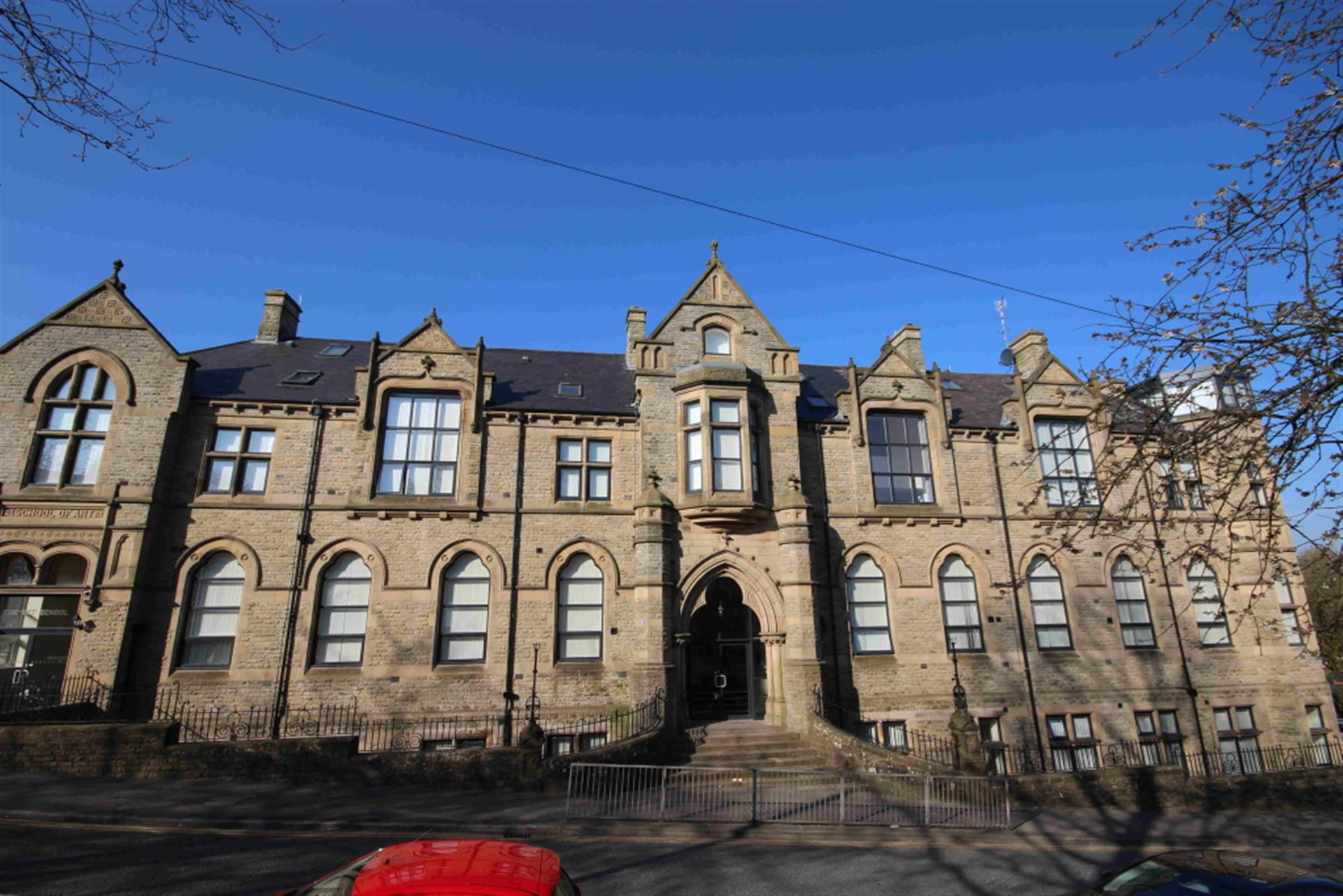 2 bedroom apartment flat / apartment To Let in Knott St., Darwen, Lancs - Property photograph