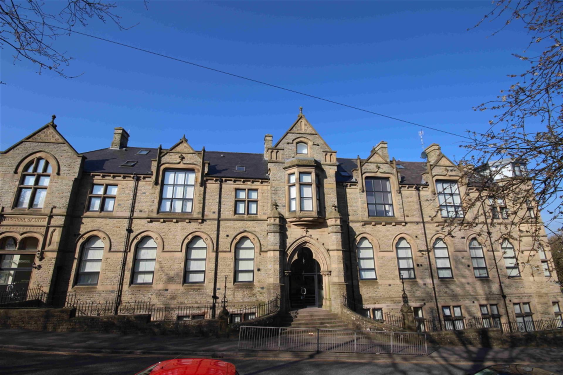 1 bedroom apartment flat / apartment To Let in Knott St., Darwen, Lancs - Property photograph