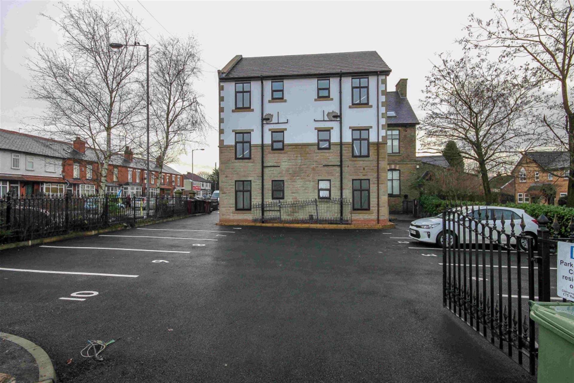 2 bedroom apartment flat / apartment To Let in Harwood, Bolton, Lancs, . - Property photograph