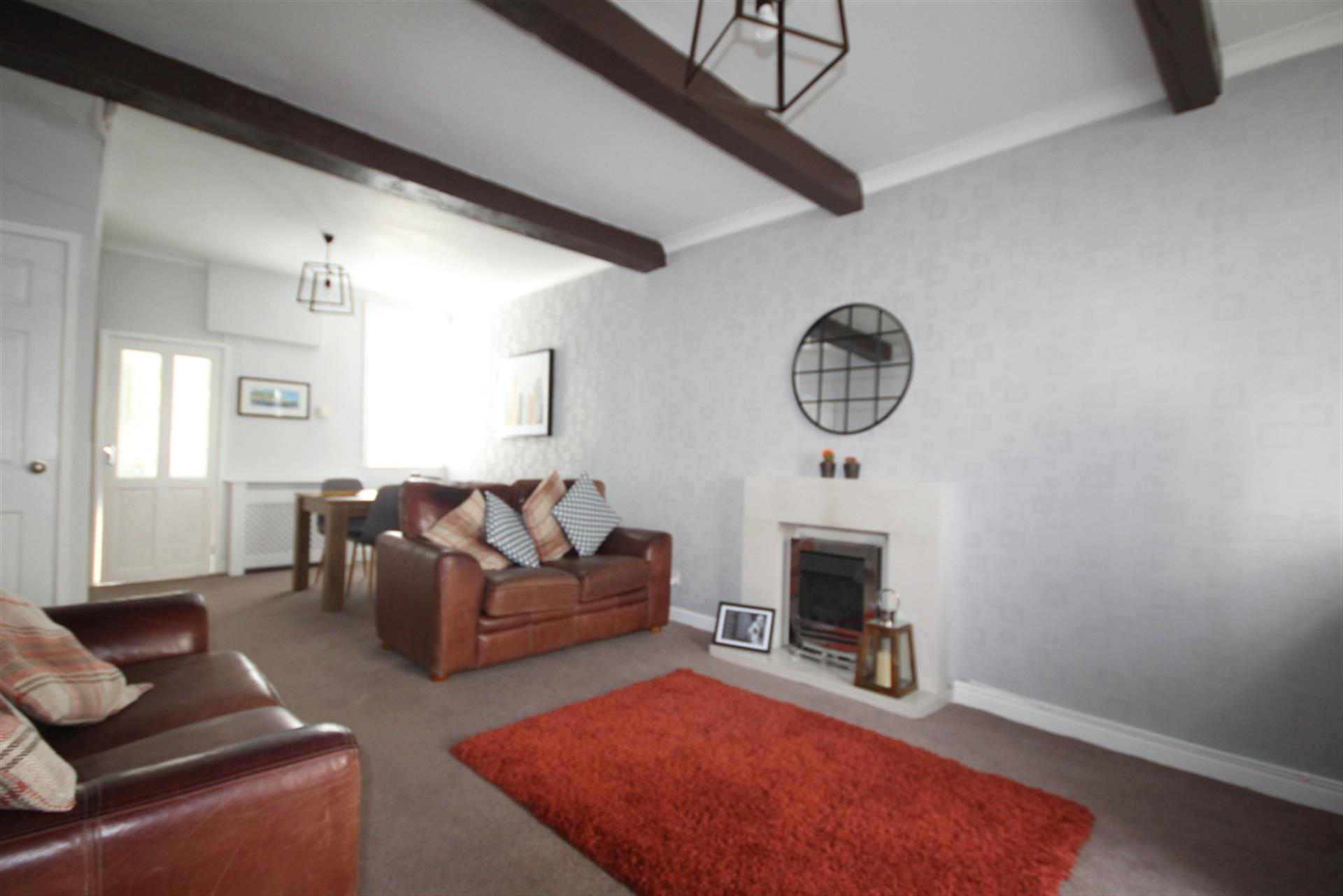 2 bedroom terraced house To Let in Bromley Cross, Bolton, Lancs, . - Property photograph