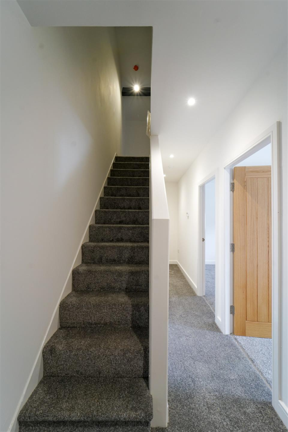 2 bedroom apartment flat / apartment To Let in 96 Watery Lane, Whitehall, Darwen, Lancs - Staira and Hallway