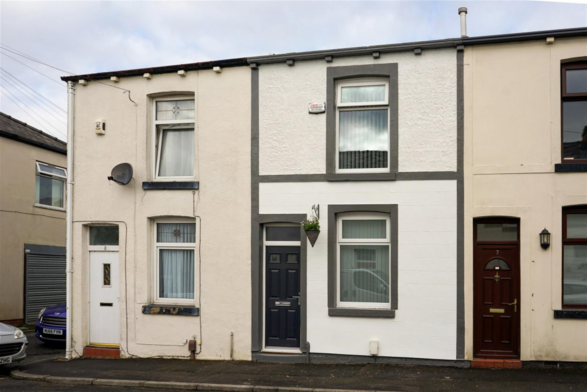 2 bedroom terraced house Let Agreed in Bromley Cross, Bolton, Lancs, . - Photo
