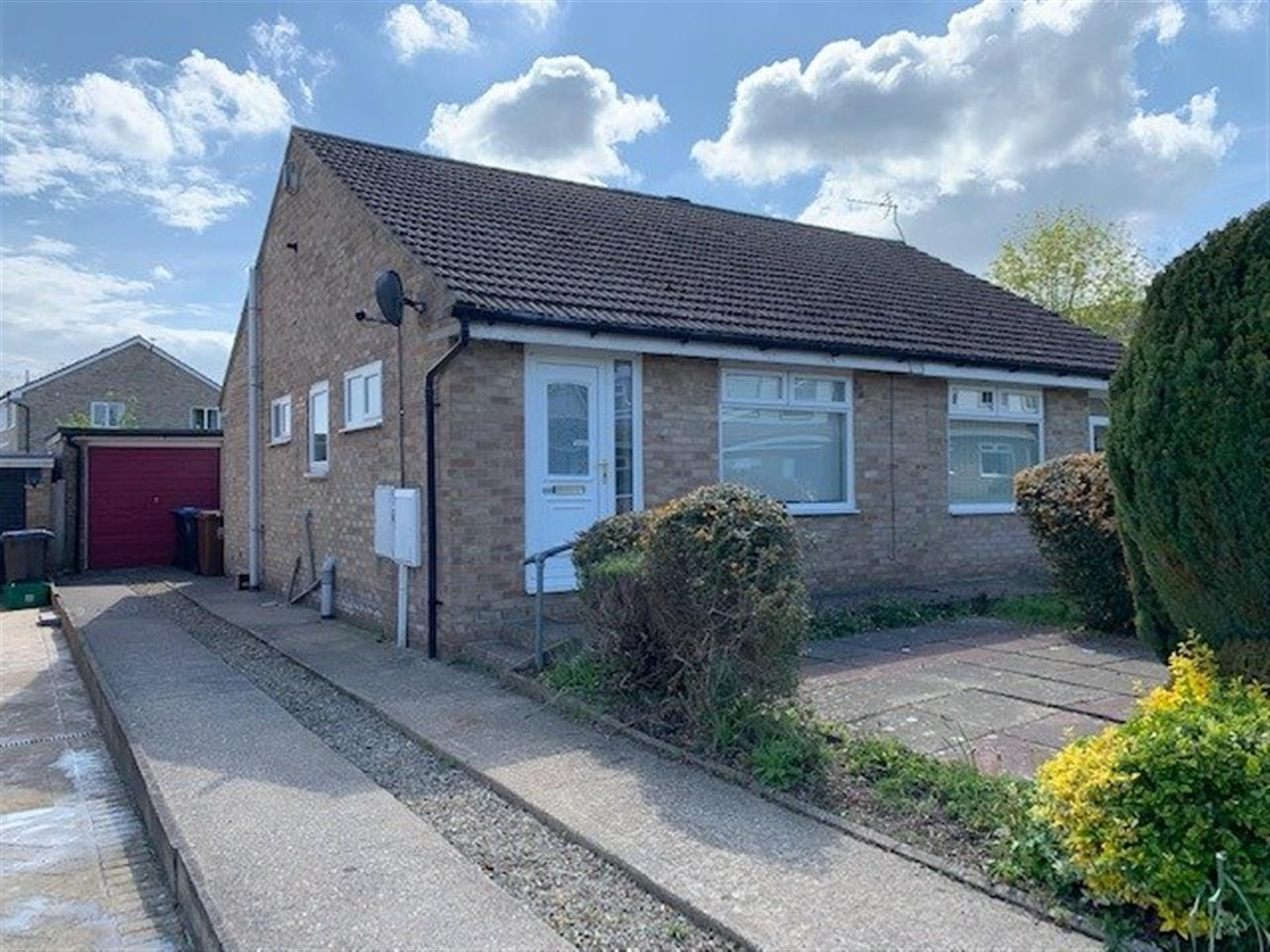 2 bedroom semi-detached house To Let in Etherley Dene - Main Image.