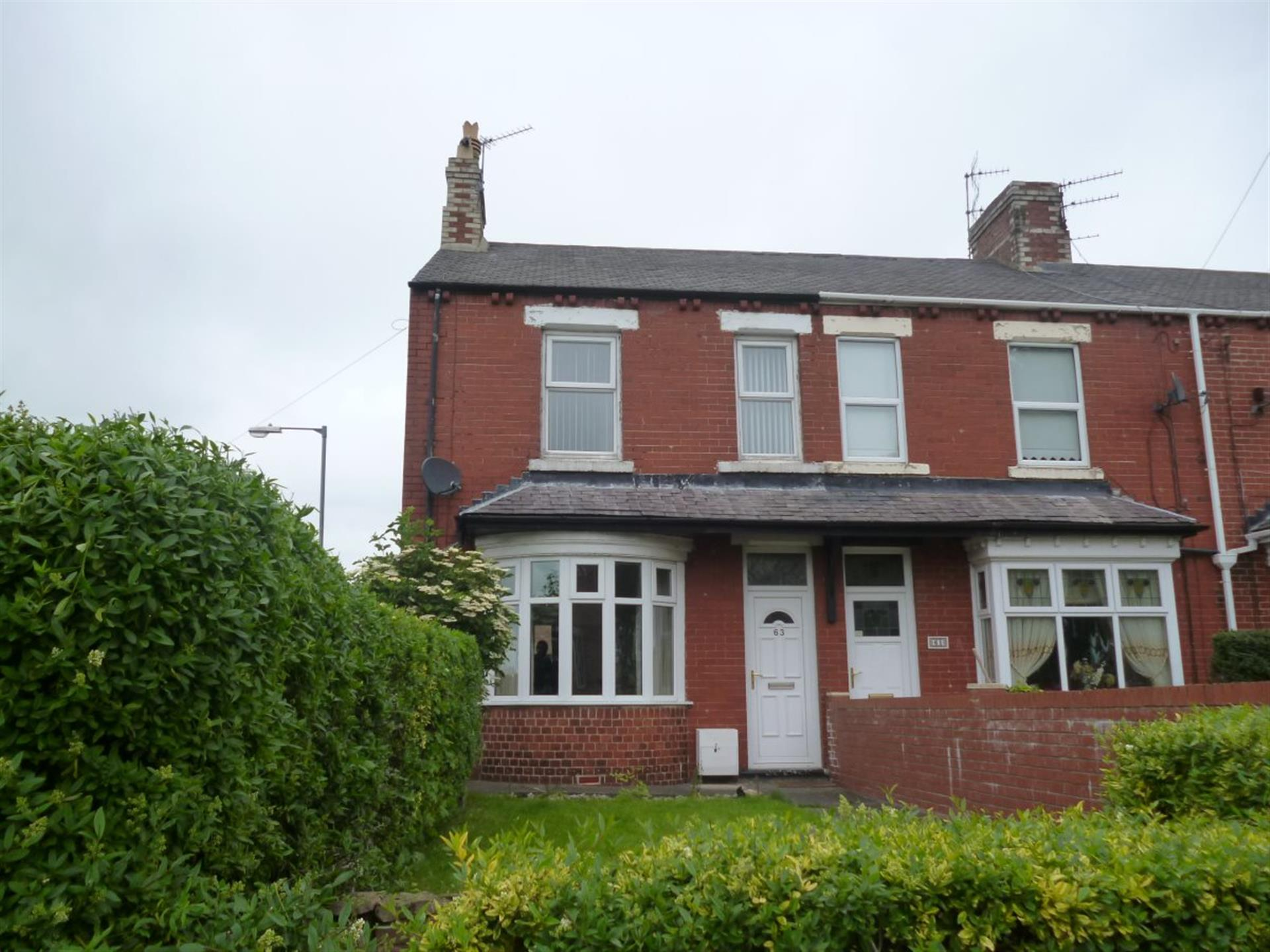 3 bedroom terraced house To Let in Bishop Auckland - Main Image.
