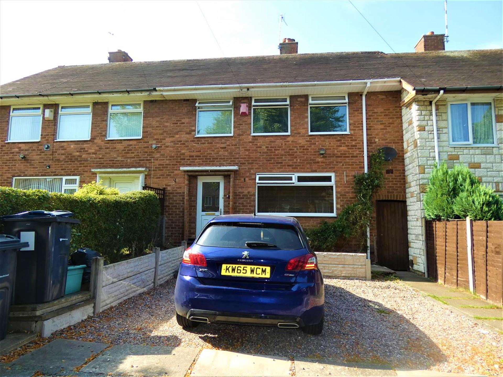 3 Bedroom Terraced House For Sale - Main Picture