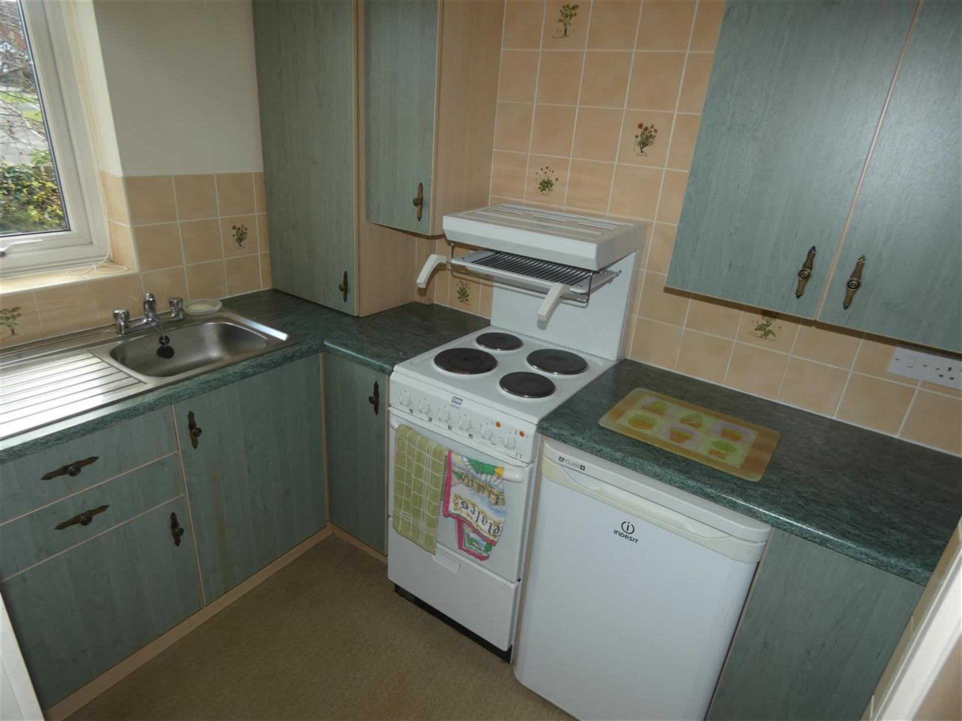 1 Bedroom Apartment Flat / Apartment For Sale - Kitchen