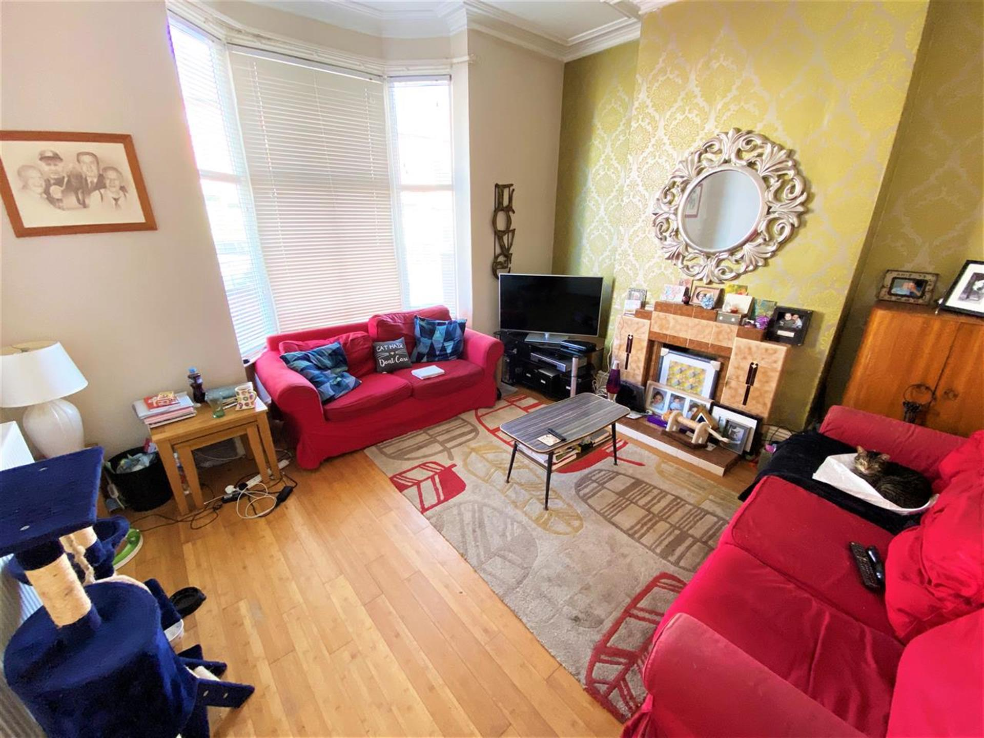 3 Bedroom Semi-detached House For Sale - Reception Room 1