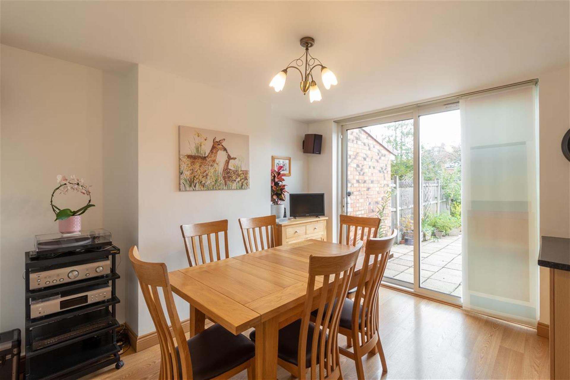 4 Bedroom Semi-detached House For Sale - Dining Area