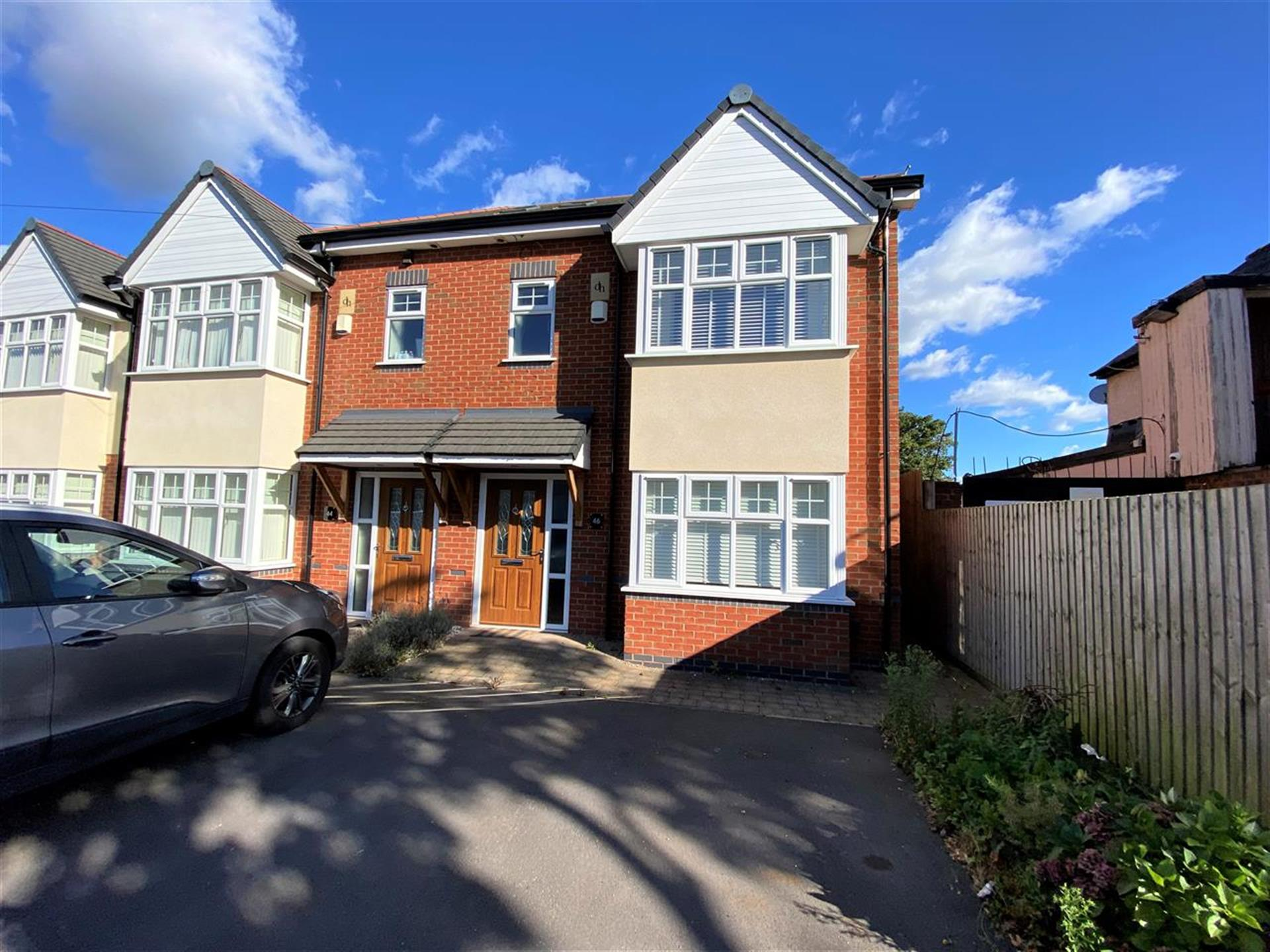 4 Bedroom Semi-detached House For Sale - Main Picture