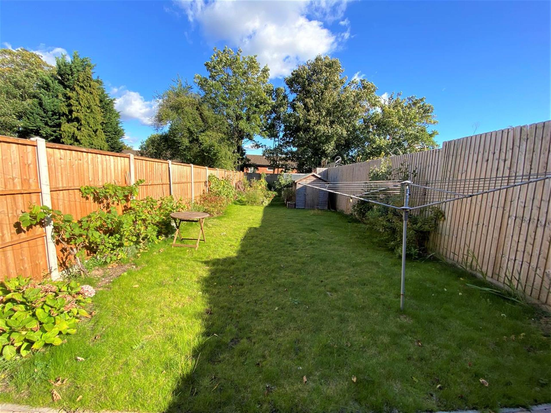 4 Bedroom Semi-detached House For Sale - Rear Garden