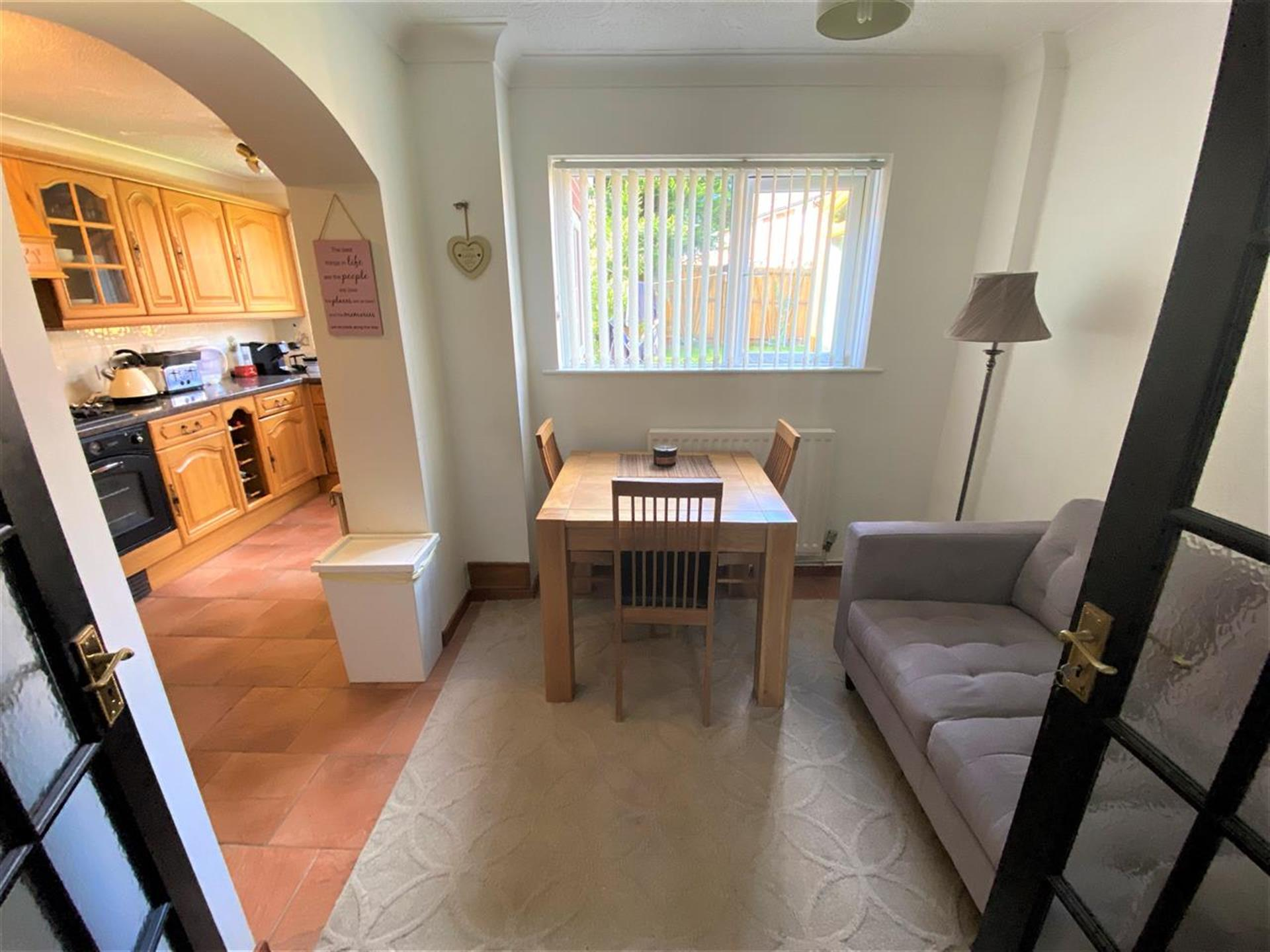 2 Bedroom Semi-detached House For Sale - Dining Area
