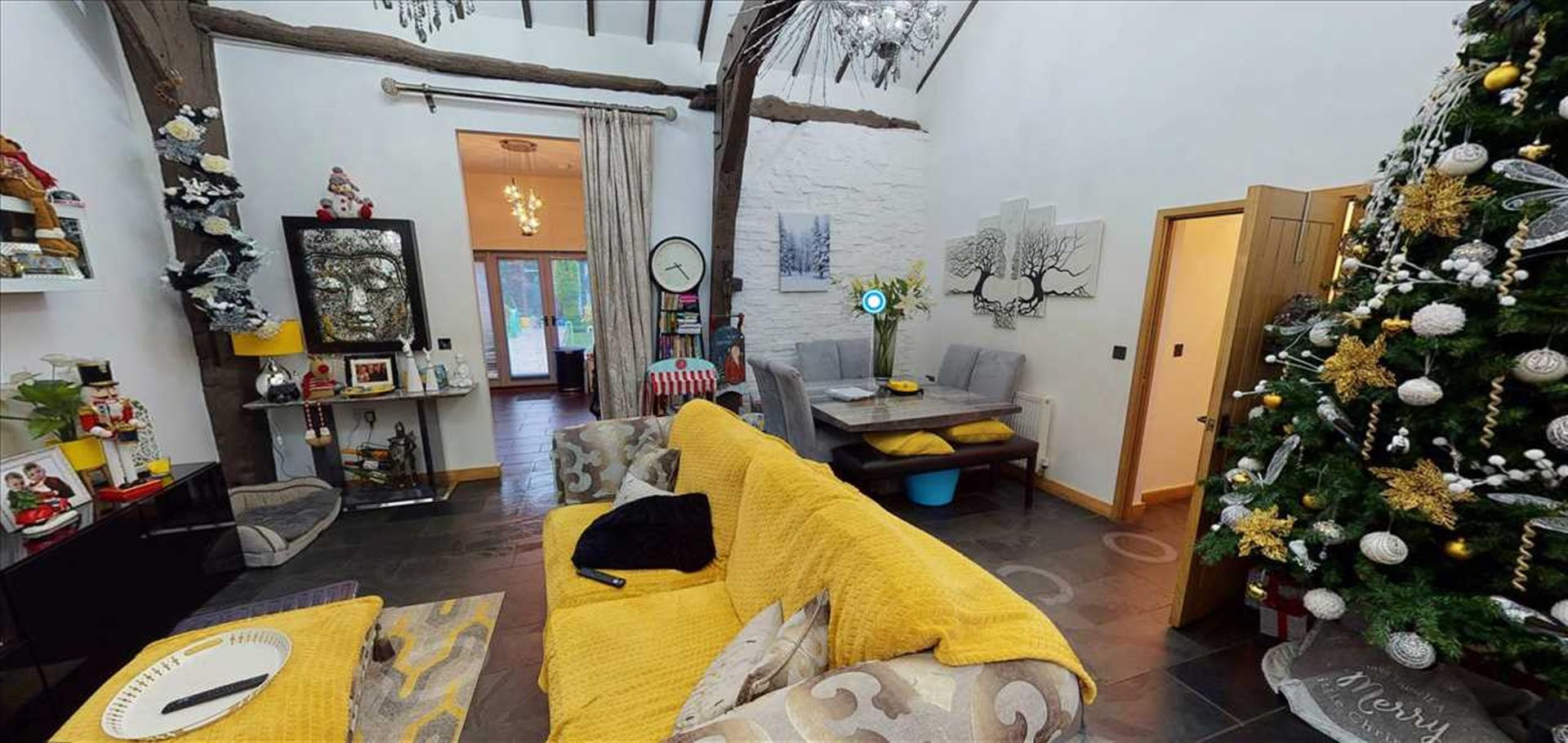 3 Bedroom Barn Conversion Character Property For Sale - Lounge