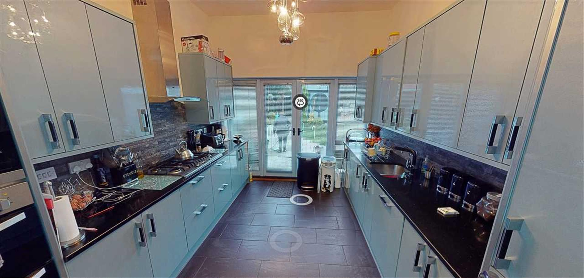 3 Bedroom Barn Conversion Character Property For Sale - Kitchen