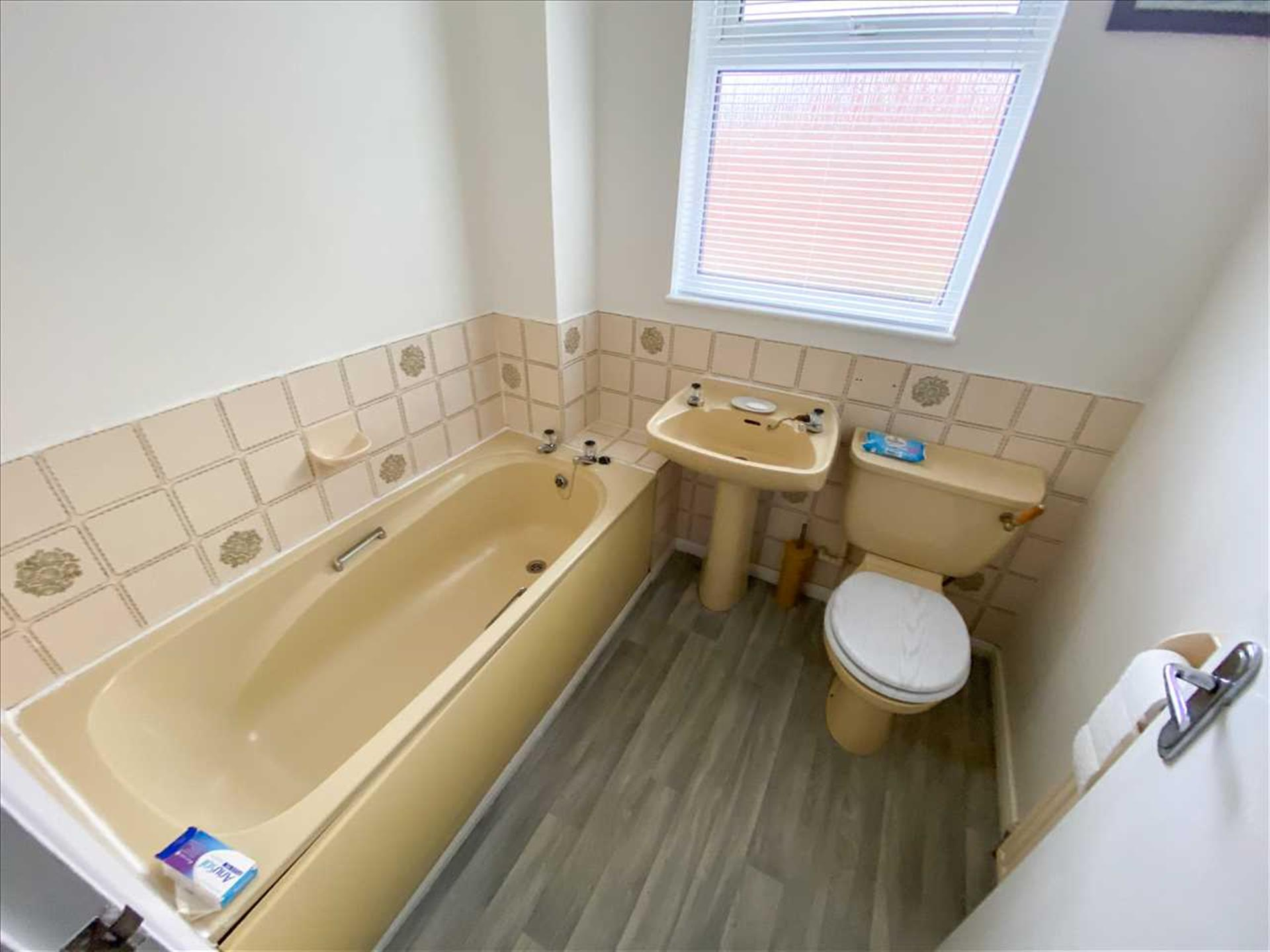 1 Bedroom Semi-detached House For Sale - Bathroom