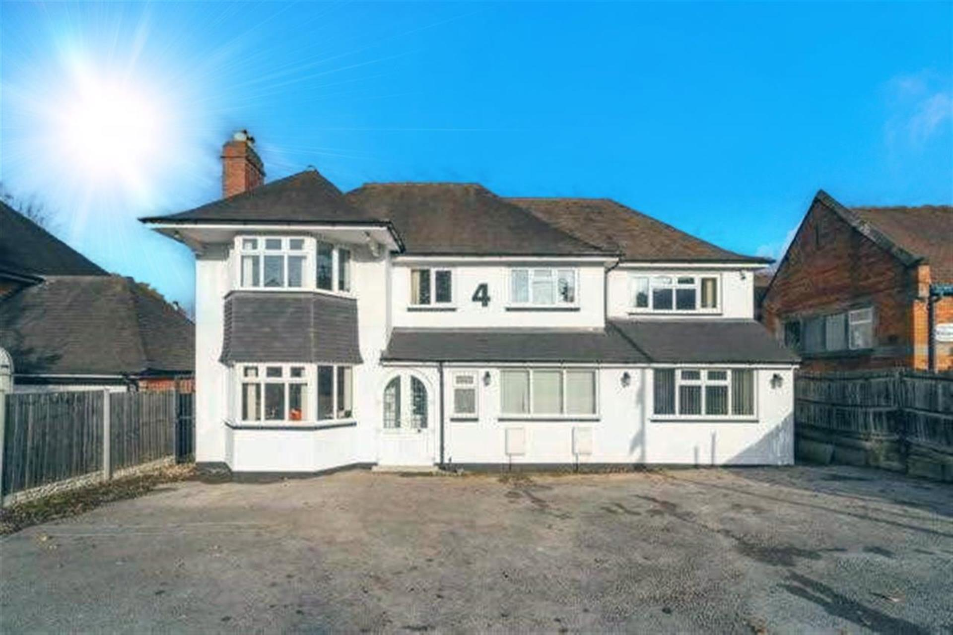 5 Bedroom Detached House To Rent - Main Picture