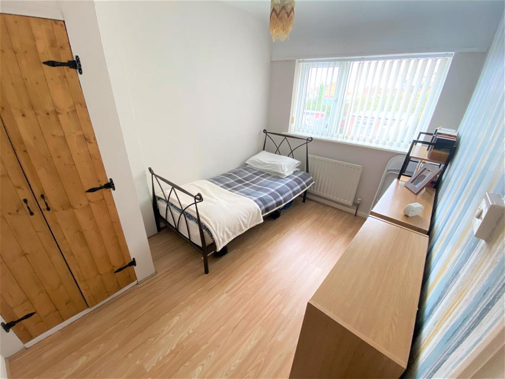 2 Bedroom Terraced House For Sale - Bedroom Two