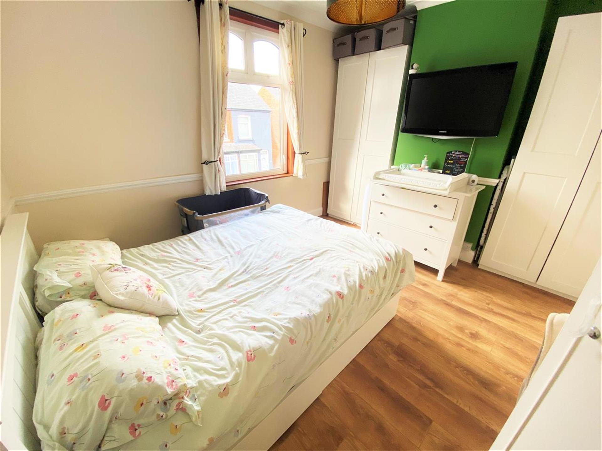 2 Bedroom Terraced House For Sale - Bedroom One