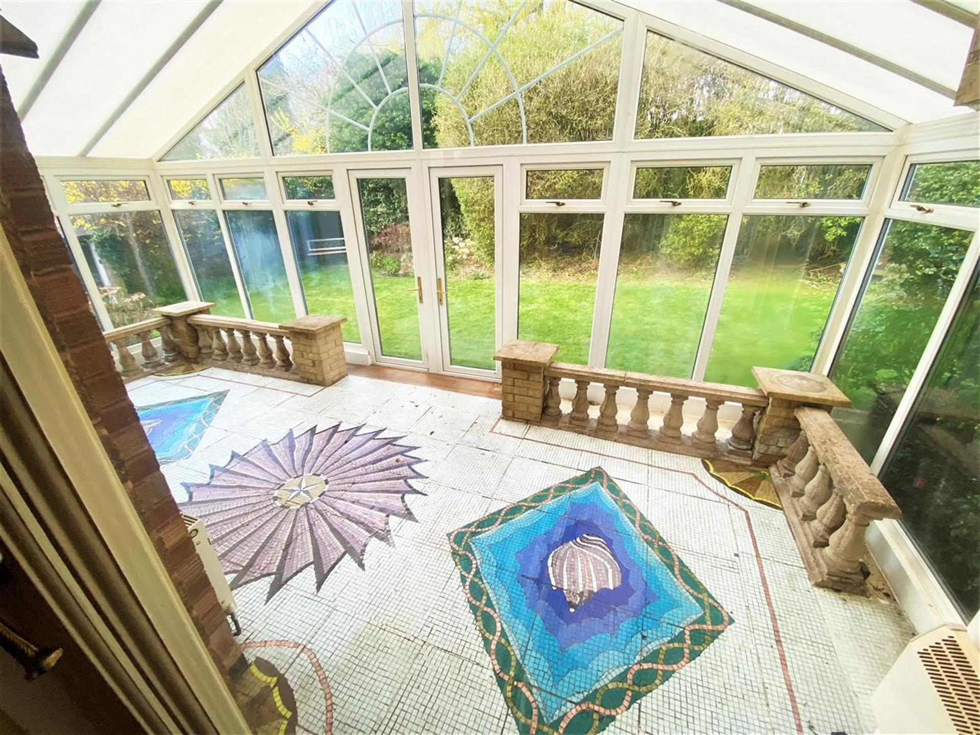 4 Bedroom Detached Bungalow For Sale - Conservatory Area