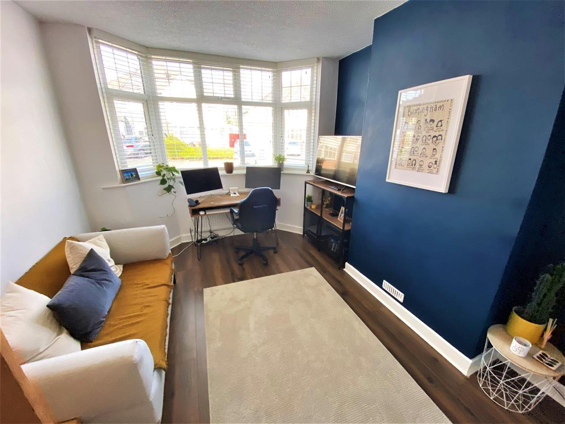 3 Bedroom Semi-detached House For Sale - Reception Room One