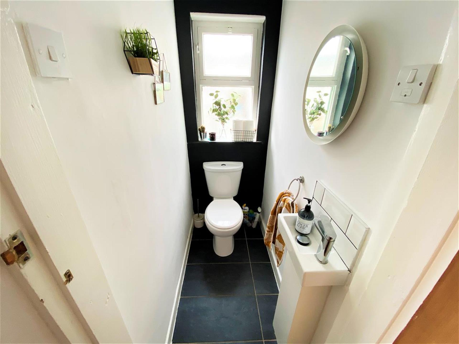 3 Bedroom Semi-detached House For Sale - Downstairs WC