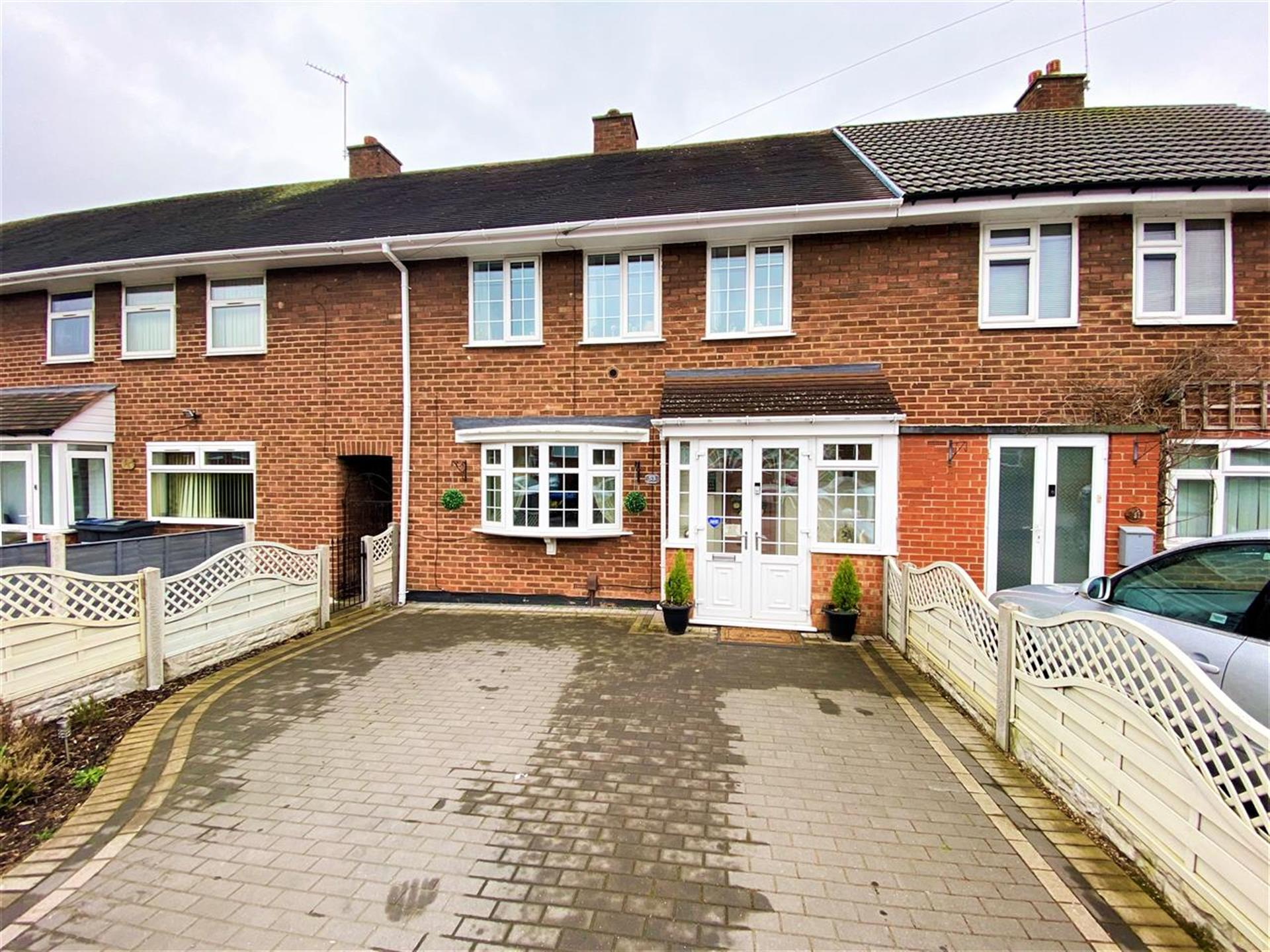 4 Bedroom Terraced House For Sale - Main Picture