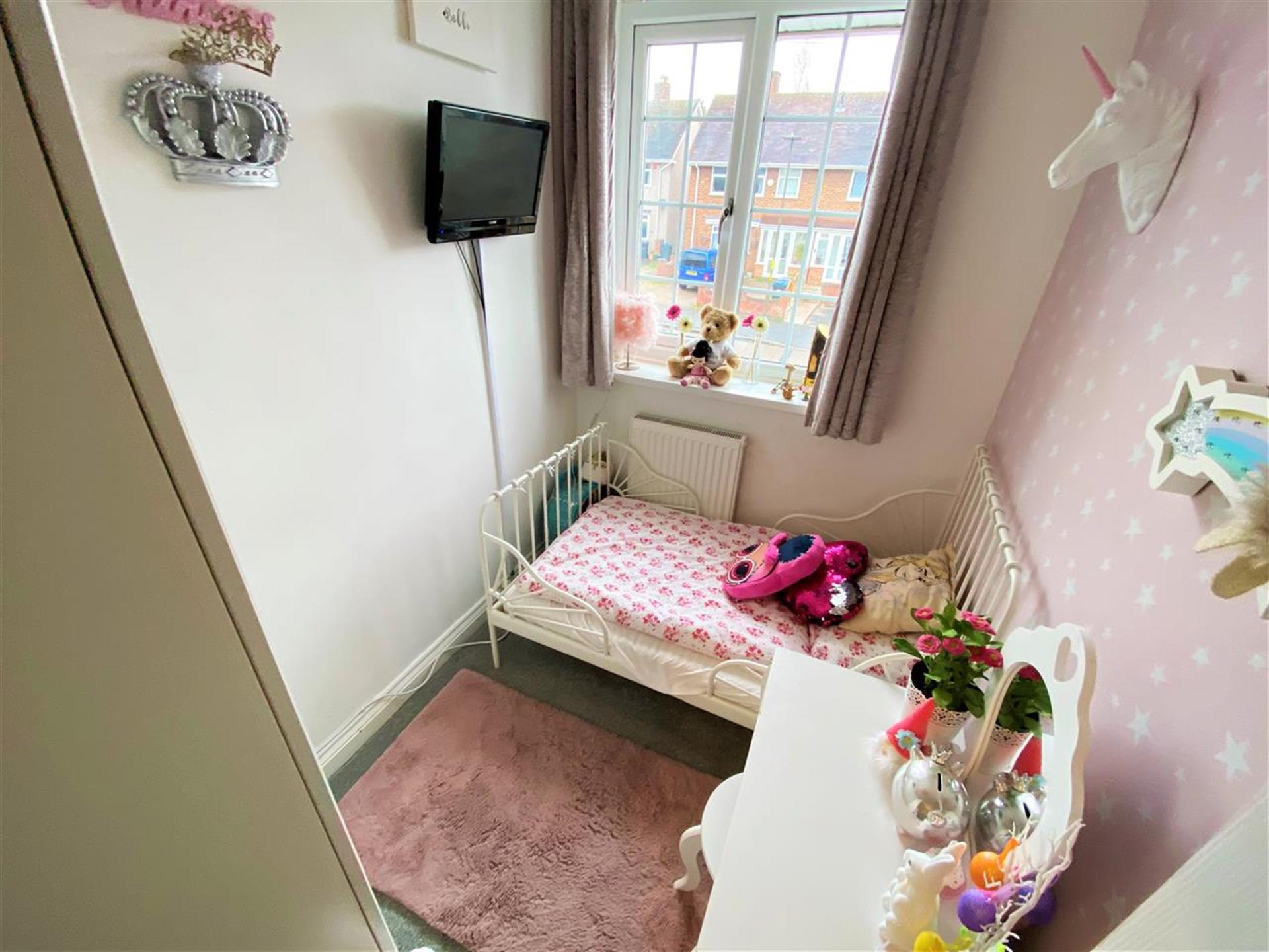 4 Bedroom Terraced House For Sale - Bedroom Four
