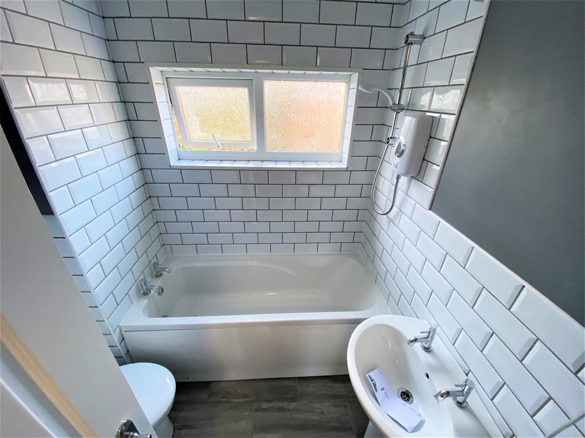 1 Bedroom Apartment Flat / Apartment For Sale - Bathroom