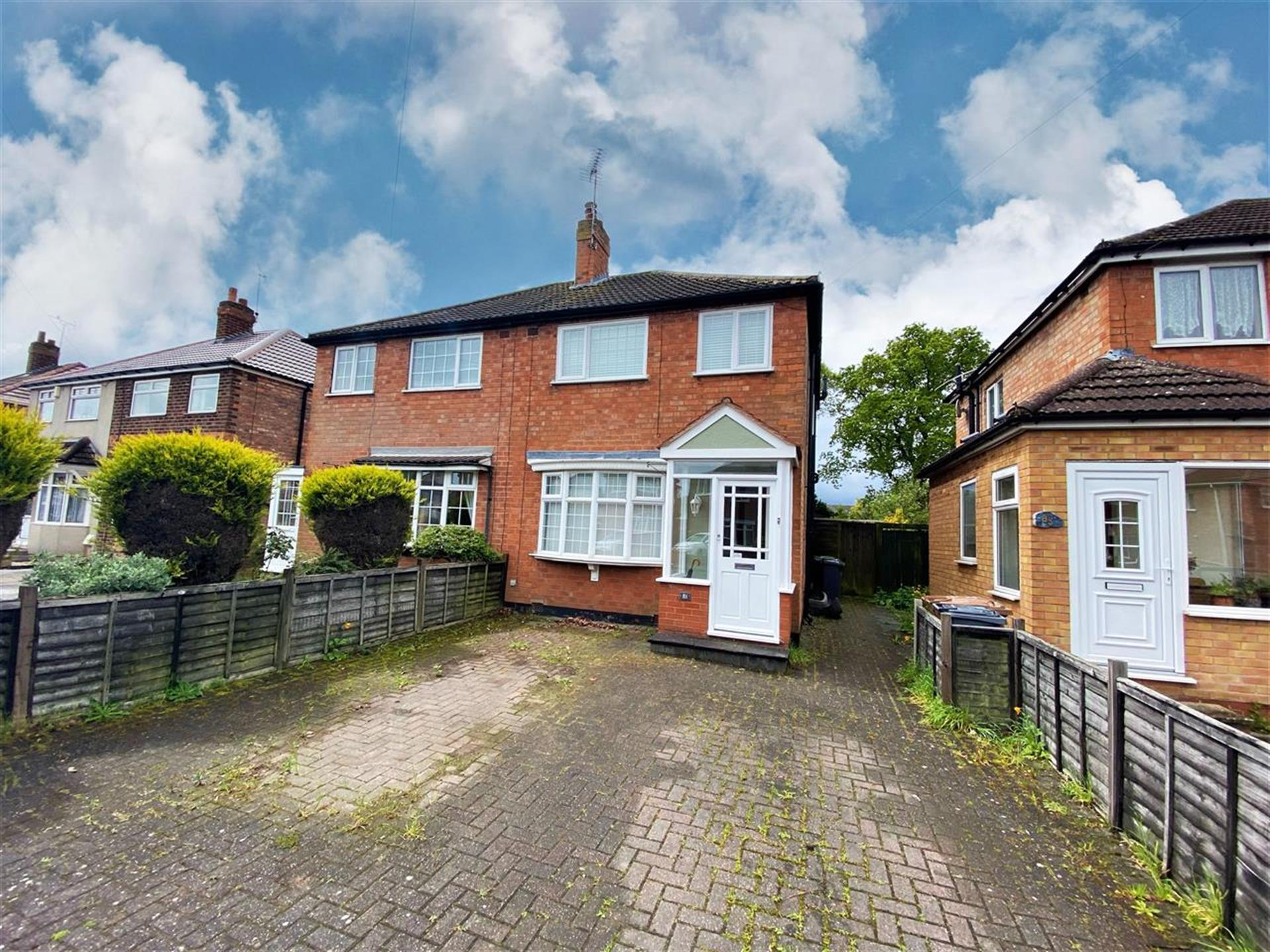 2 Bedroom Semi-detached House For Sale - Main Picture