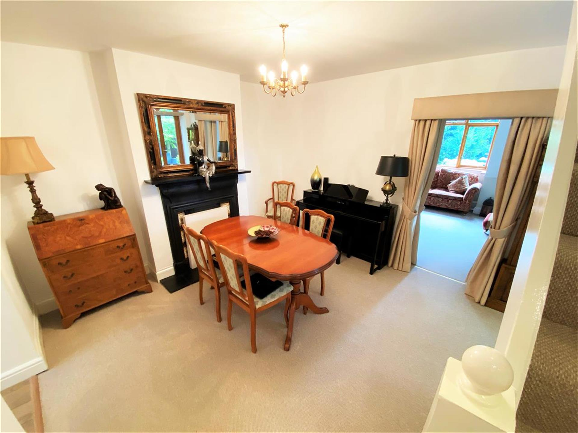 3 Bedroom Semi-detached House For Sale - Recepton Room Two