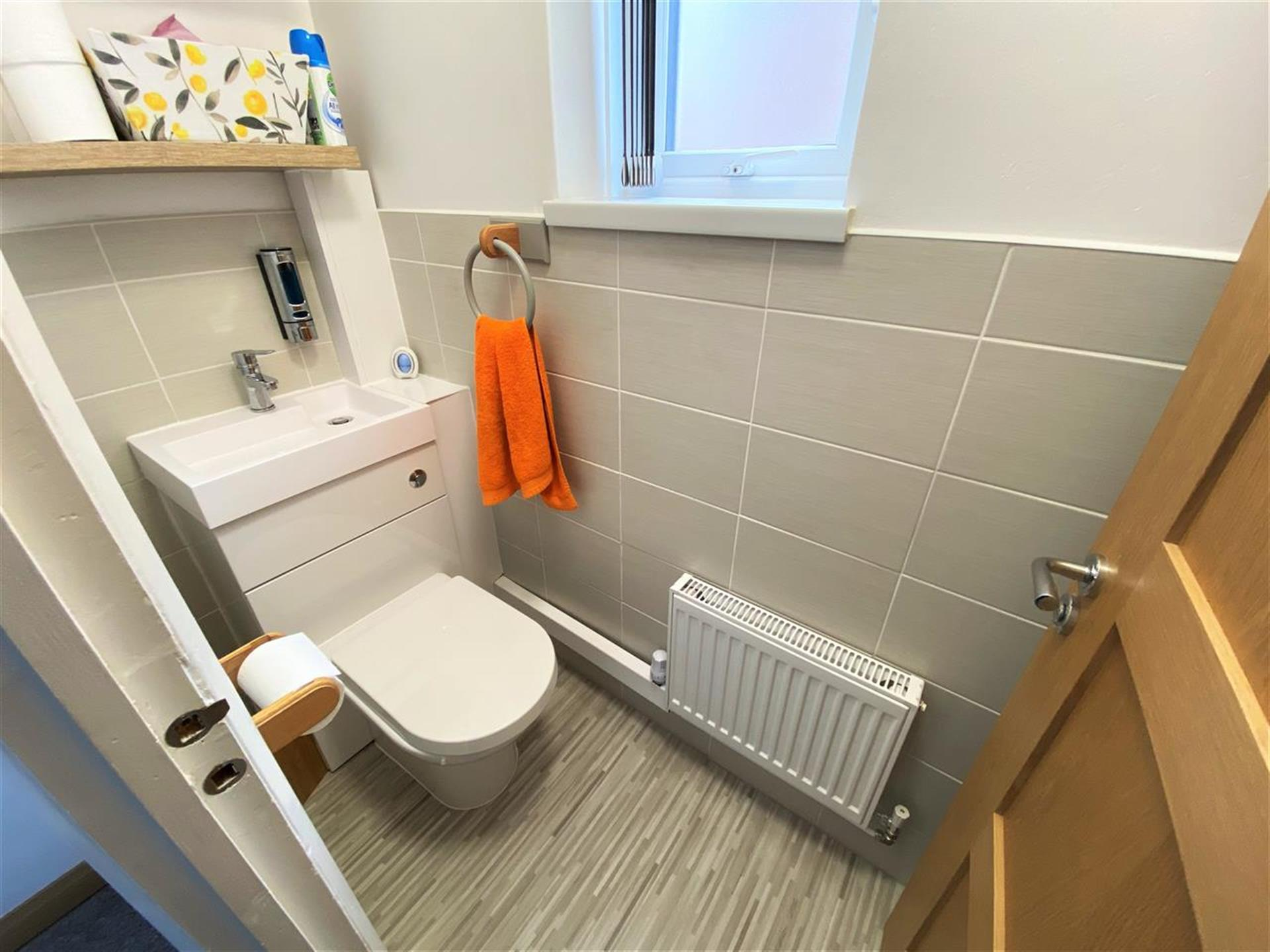 3 Bedroom Semi-detached House For Sale - W/C