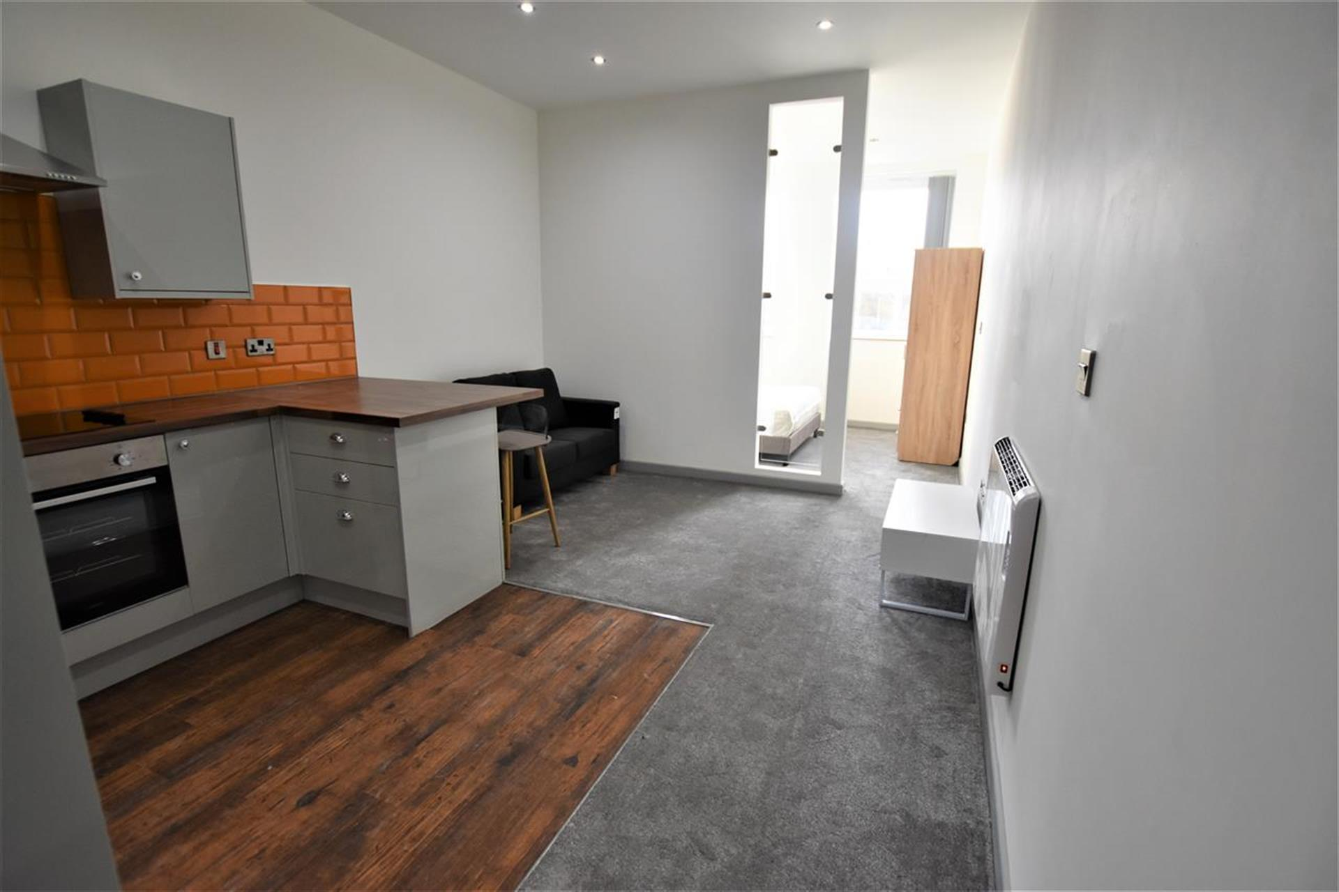1 Bedroom Apartment Flat / Apartment To Rent - Lounge/Kitchen