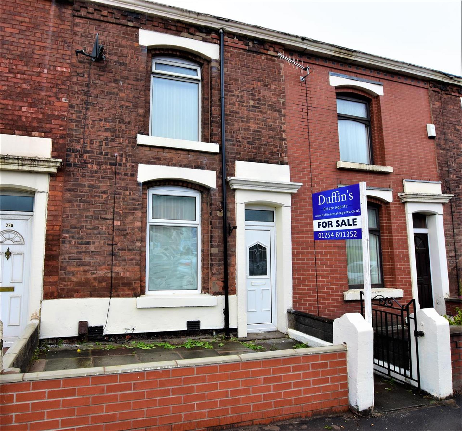 2 Bedroom Terraced House For Sale - Main Picture