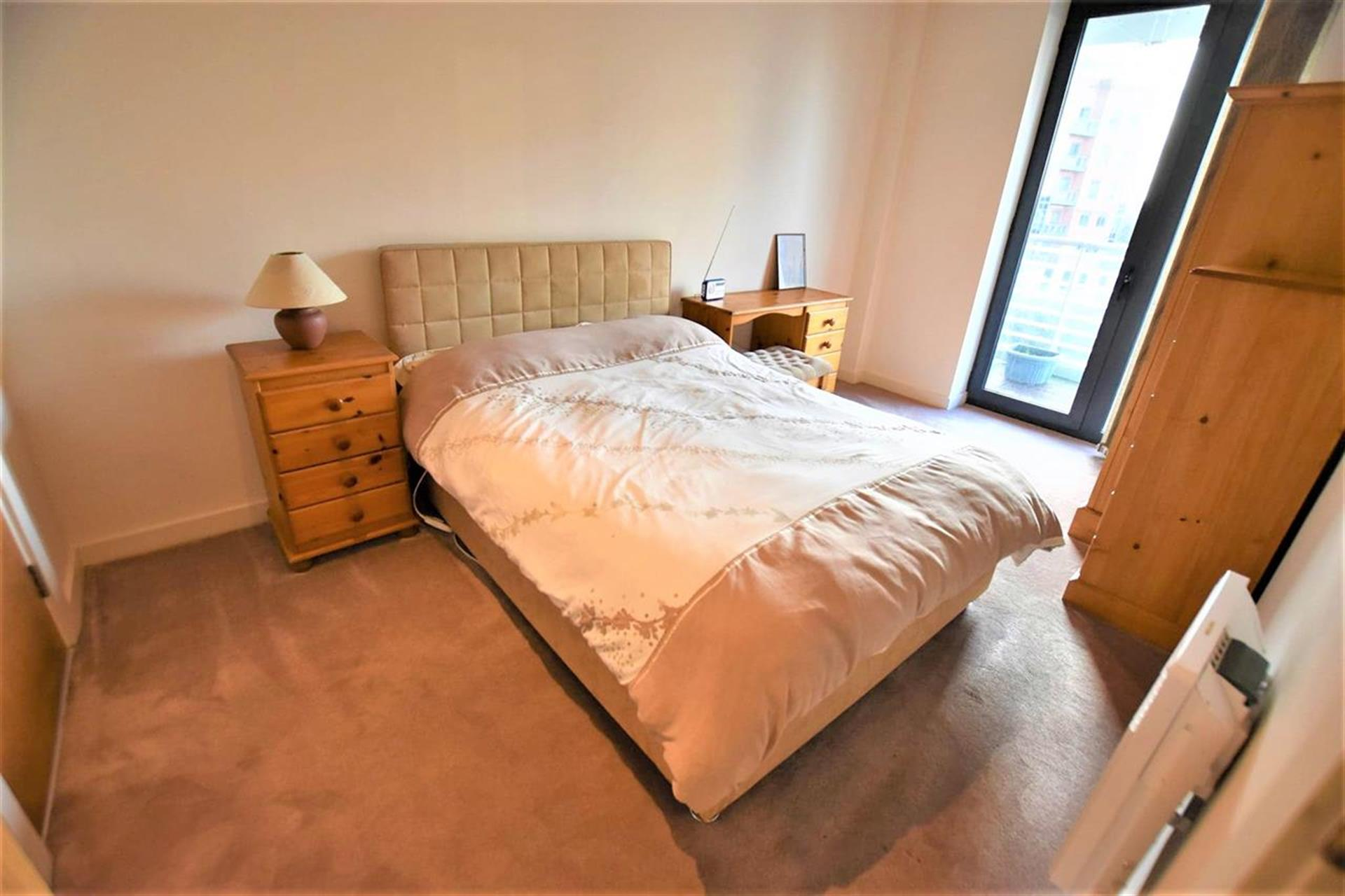 2 Bedroom Apartment Flat / Apartment For Sale - Master Bedroom