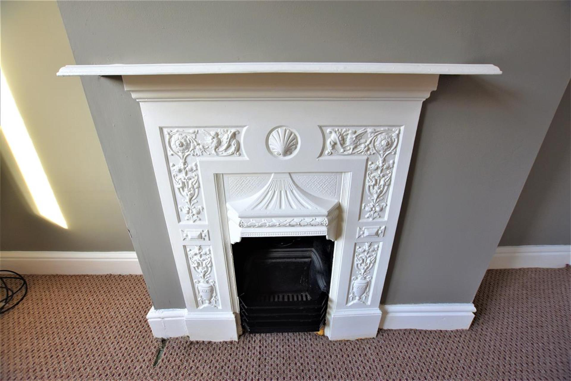 2 Bedroom End Terraced House For Sale - Original Fireplace