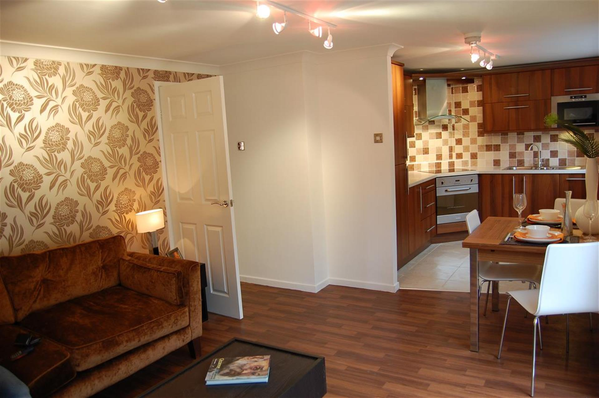 1 Bedroom Apartment Flat / Apartment To Rent - Lounge