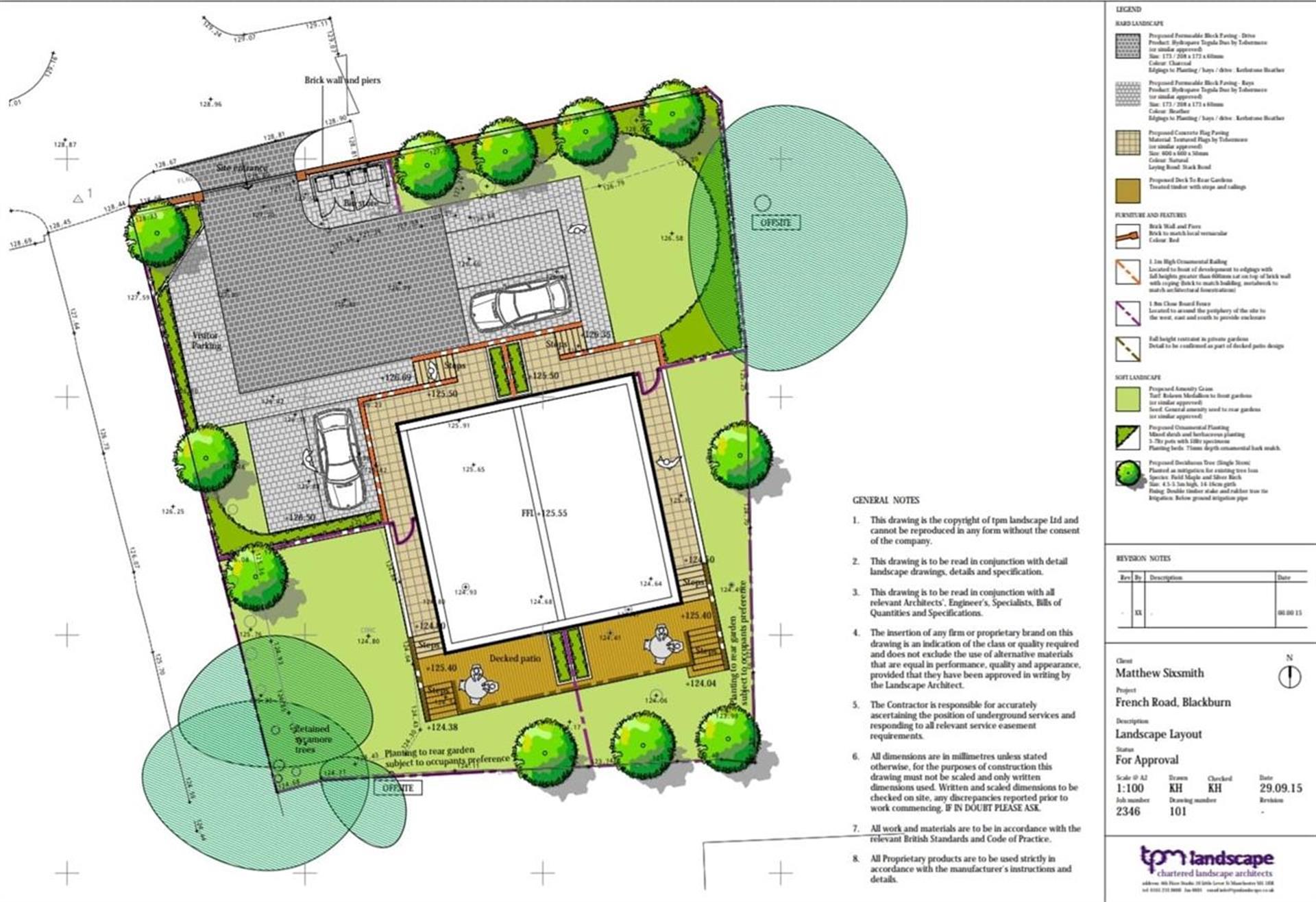 3 Bedroom House For Sale - Landscape