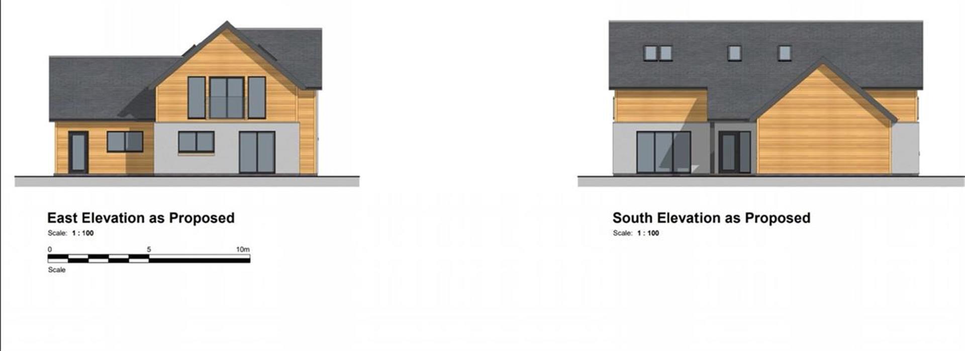 5 Bedroom Detached House For Sale - Elevations