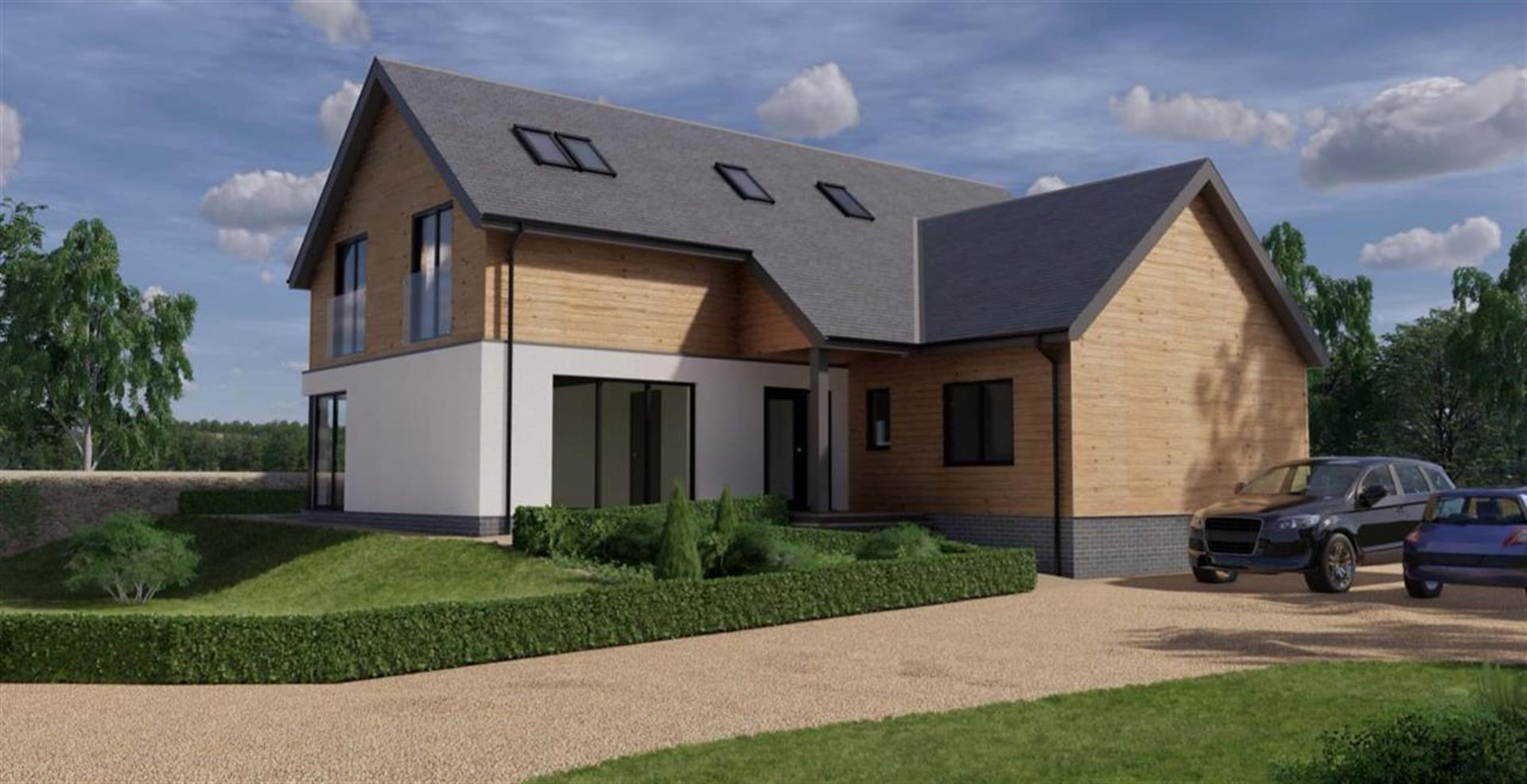5 Bedroom Detached House For Sale - External Image
