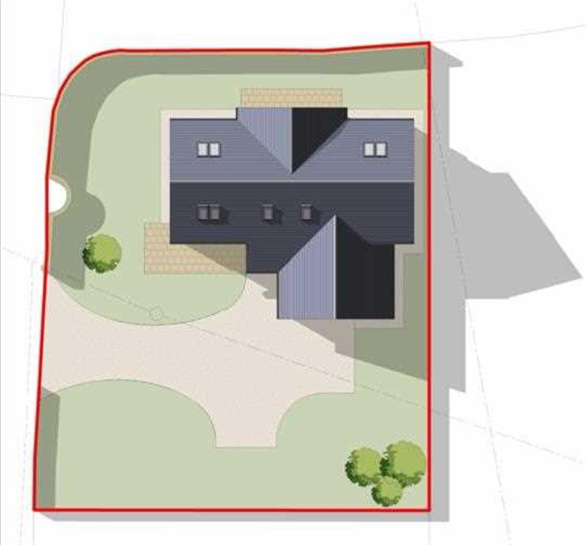 5 Bedroom Detached House For Sale - Plan